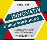 Forschung und Entwicklung 2020 Logo